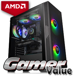 Gamer Value AMD számítóbbgép